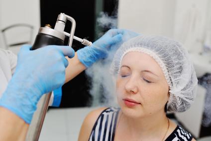 Suburban Cryotherapy Cryofacial