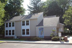 Suburban Cryotherapy building