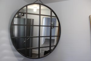 Mirror of Full Body Cryotherapy