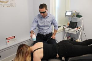 Laser Neck Therapy